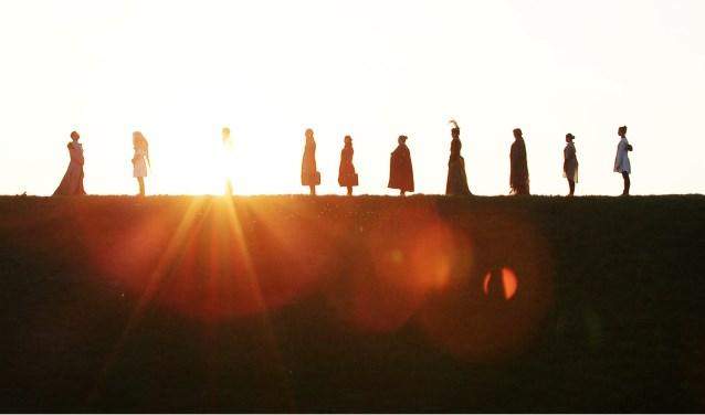De Midzomernachtstoet verbindt op 23 juni heden en verleden