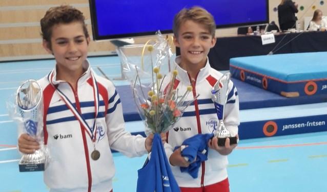 Twee Hellasturners Nederlands kampioen