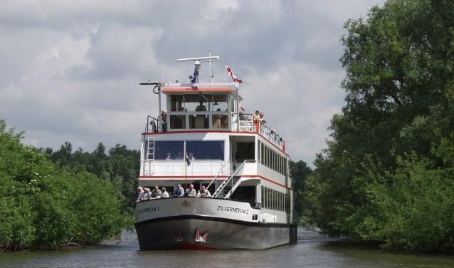 Deze boottocht is voor alle inwoners van de gemeente Woudrichem van 55 jaar en ouder.