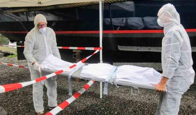 Project M: Een moord in Terborg.
