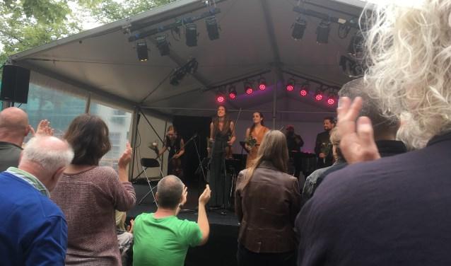 Een warm applaus voor het Dudok Quartet Amsterdam
