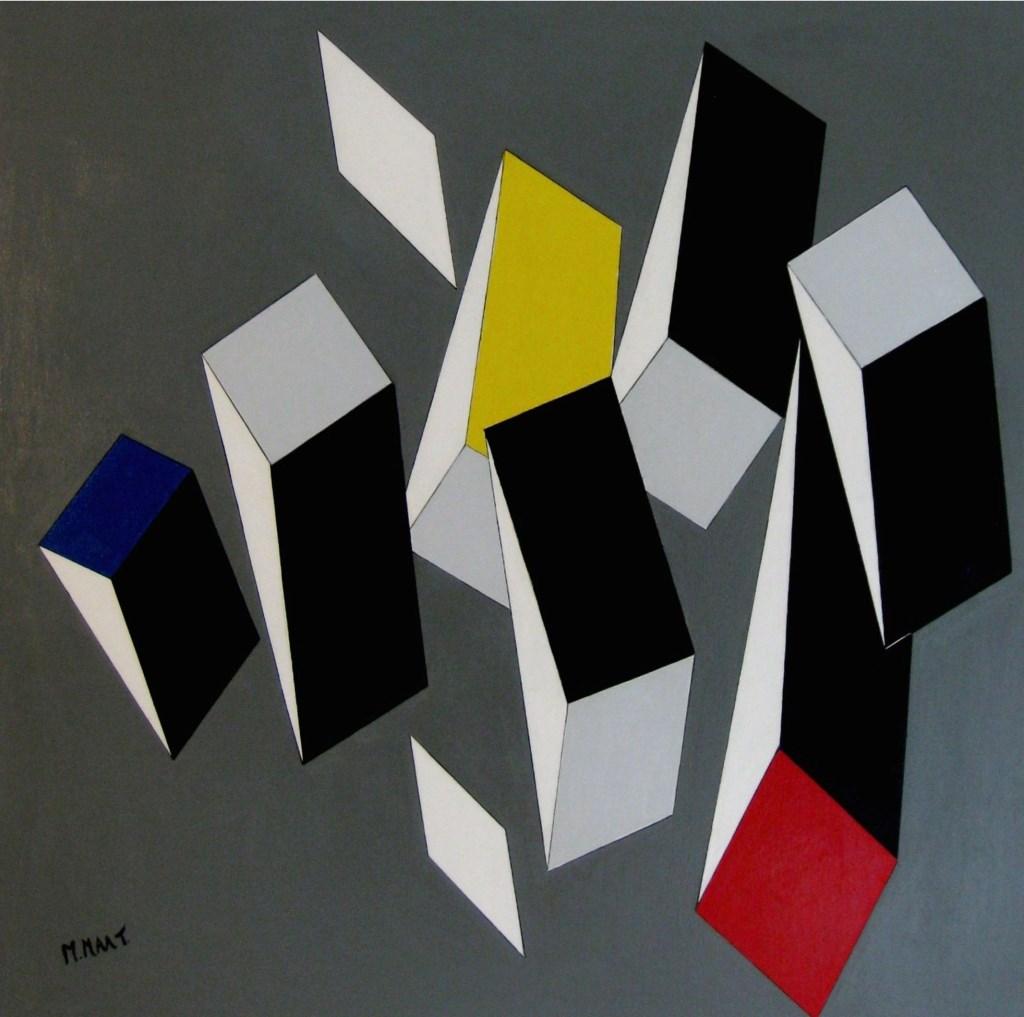De Schoonheid van Geometrie