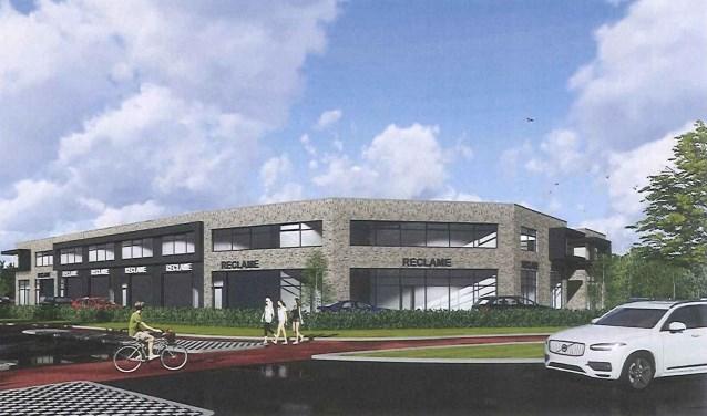 Aan de Alcoalaan in Drunen worden 29 nieuwe bedrijfsunits en opslagunits gerealiseerd.