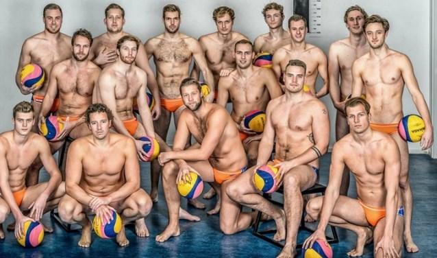 De Nederlandse waterpolomannen spelen in de aanloop naar het EK in Barcelona twee oefeninterlands tegen Georgië.