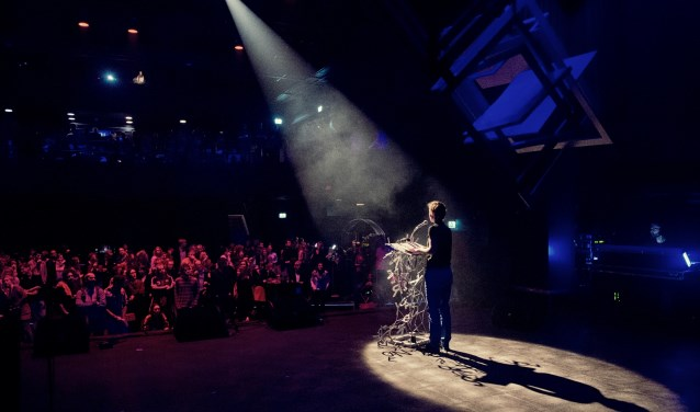 Bij Overijssel Verwoord is ook een rol weggelegd voor het publiek uit de provincie. Foto Studio Schulte Schultz.