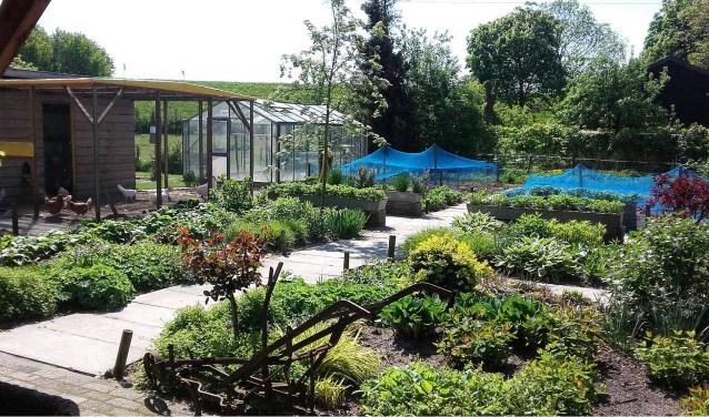 De tuinen van De Minkhof staan er prachtig bij. (foto: pr)