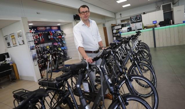 """Maurice Verdaat: We zijn een fullservice fietsbedrijf met kwaliteit en eerlijkheid hoog in het vaandel."""""""