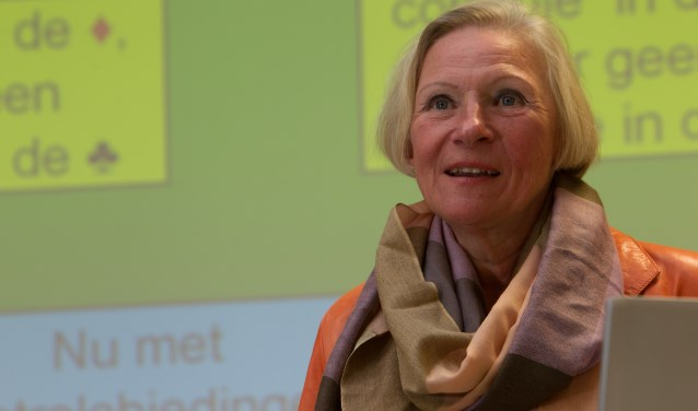 Barbara Kingma van Bridgeschool De Driebergse Heuvelrug. FOTO: Wouter Kingma Photography