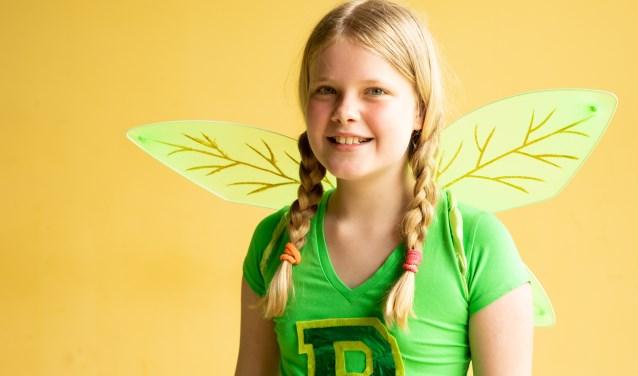 Ongeveer vijf jaar geleden is Mythe gestart bij de KidsClub van RTL Telekids Musicalschool.