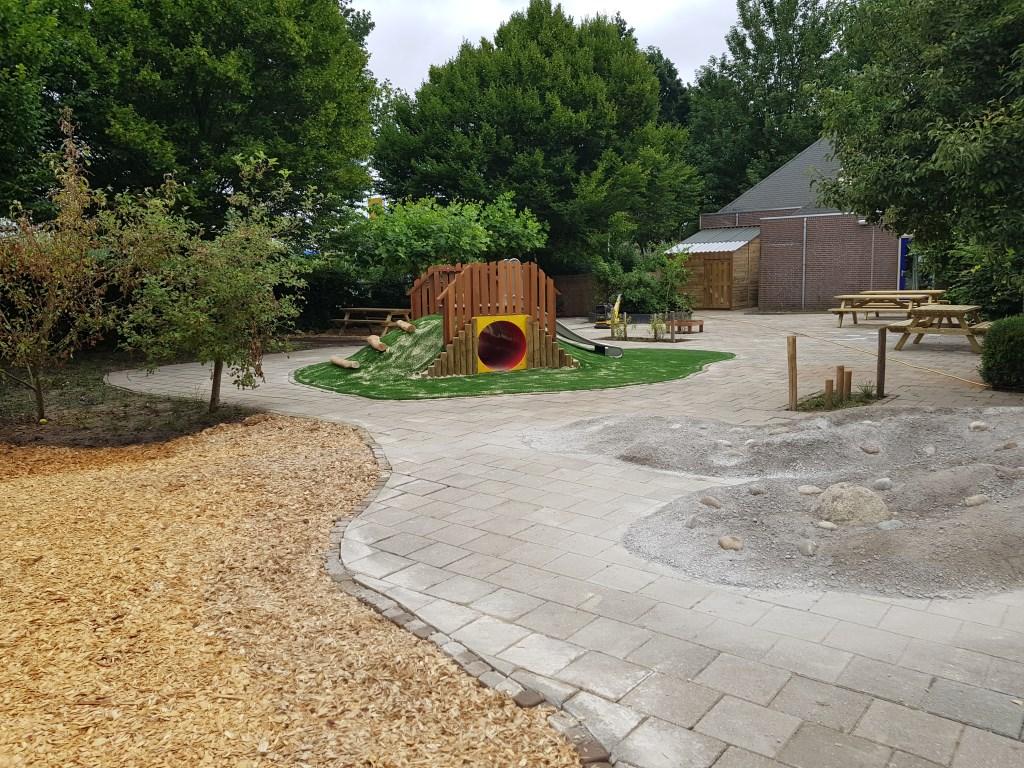Belangstellenden zijn vrijdag 29 juni van 11.30 tot 14.45 uur welkom om een kijkje te komen nemen in de volledig vernieuwde schooltuin.