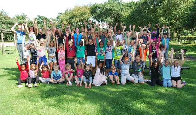 Dit jaar reizen de kinderen van 13 tot 18 augustus net als voorgaande jaren weer af naar Ermelo. FOTO: Stichting Organisatie Kindervakantiekamp