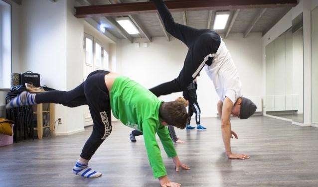 Breakdance Mini (Foto: Marco Zwinkels)