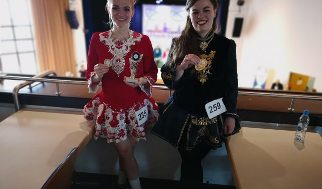 Dansers Middelburg vallen in de prijzen in Munchen