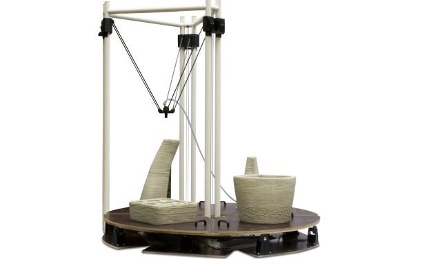 Opiliones 3D printer