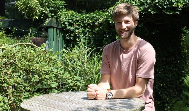 Nick Karssenberg, de nieuwe programmacoördinator van Fort33 kan niet wachten om zijn netwerk in Leusden uit te breiden.