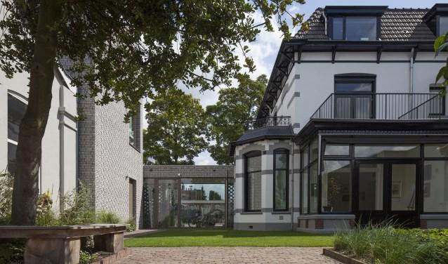 Museum Villa Mondriaan in Winterswijk is een van de Achterhoekse publiekstrekkers.