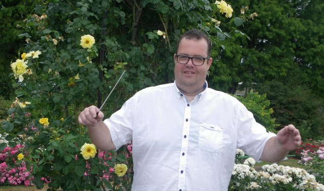 Horecaondernemer Richard van Loon wil levendigheid in Boskoop. Meedoen aan Maestro hoort daar ook bij.