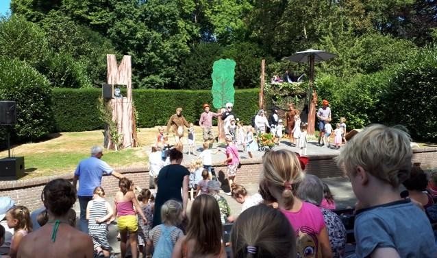Deze zomer zijn er in totaal meer dan dertig voorstellingen.