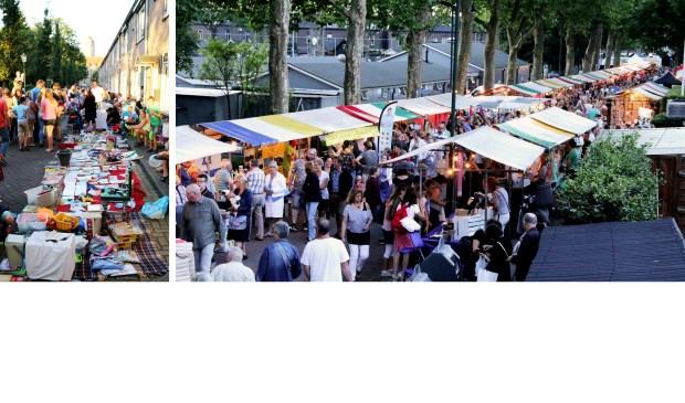 Op vrijdag 7 september is er weer een Molenmarkt in Kinderdijk. (Foto: Privé)