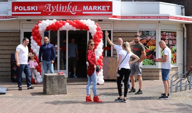 Sinds 15 juni is er een nieuwe winkel geopend in winkelcentrum Arkendonk: Polski Market Aylinka