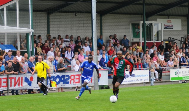 Vorig jaar won Duno de Wageningen Cup. (foto: Gert Budding)