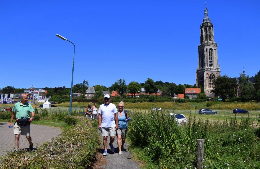 Kuieren langs de Rijn. (Foto: Lara van Gelderen) Foto: Picasa © Persgroep