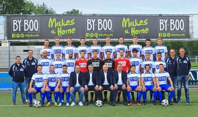 SDV Barneveld wil komend seizoen bovenin meedraaien. Maar promotie is geen must, vindt voorzitter Van Beek.