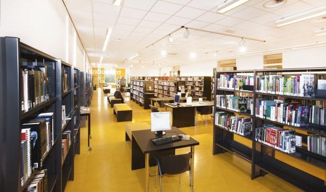 Bibliotheek Scherpenzeel