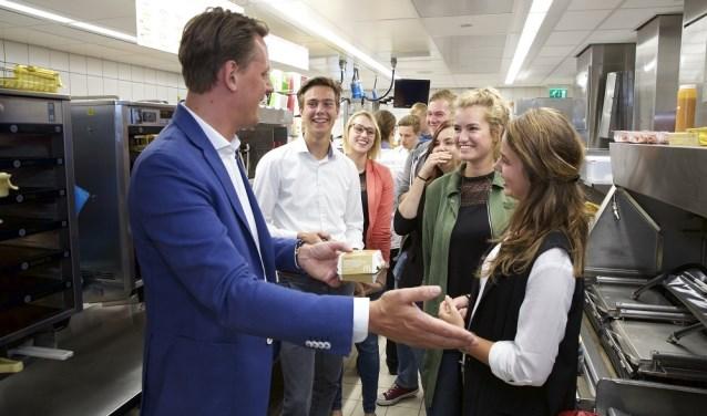 Op bezoek bij McDonald's Zwolle Zuid