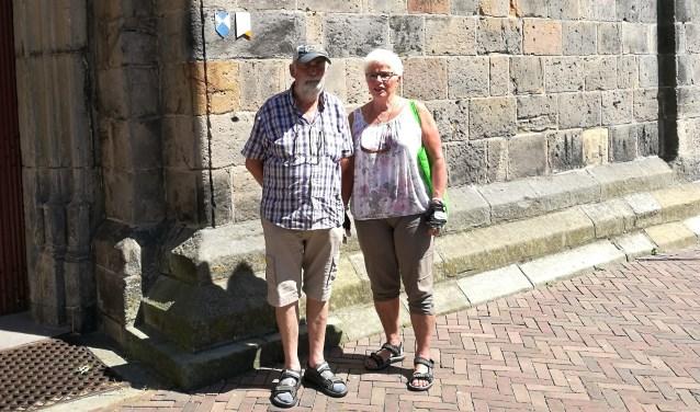 Meneer Beld komt oorspronkelijk uit Hengelo en woont nu met zijn vrouw in Kwadijk. Ze gaan al 20 jaar op vakantie in Twente.