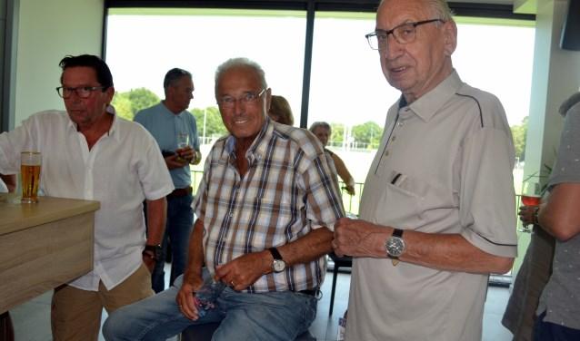 Andre de Haas, Jan Antheunissen en Toon Ernst