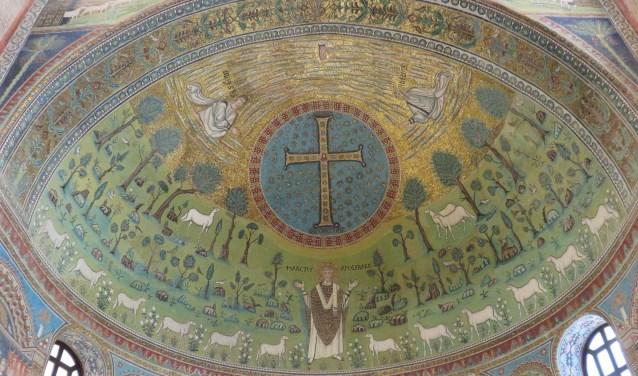 Mozaïek te Ravenna