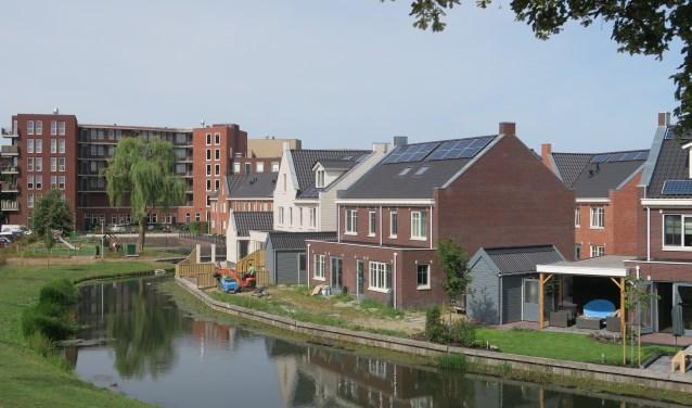 Op dit project in het centrum moest de gemeente 3,7 miljoen euro bijpassen. (foto GvS)