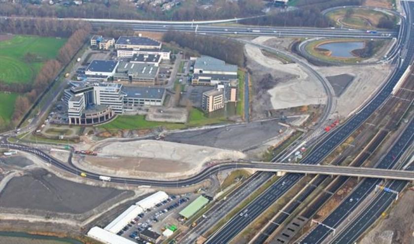 Ook in Veldhoven worden de bedrijventerreinen veiliger met behulp van de inmiddels beproefde KVO-B-methode. FOTO: RWS.