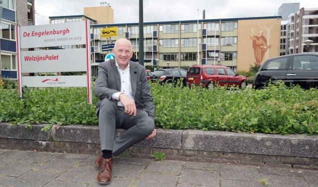 """Henk de Waard, directeur zorg hoopt dat ouderen en hun mantelzorgers tijdig voorbereidingen treffen als de behoefte aan zorg sterk toeneemt. """"Dit kan veel ellende voorkomen."""""""