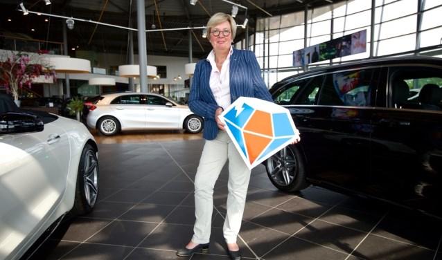 Majorie van Son uit Breda weet uit ervaring hoe het is om na je vijftigste nog van baan te veranderen. FOTO: PR
