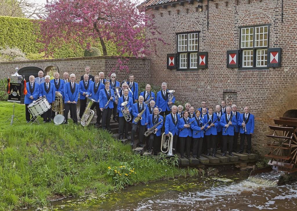VTO Deurne speelt zondag 15 juli op het Caratpodium in De Warande in Helmond.