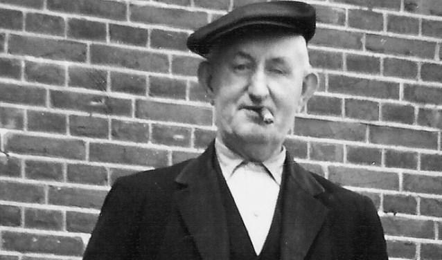 De vader van ds. A. Bregman, C. Bregman diende de Gereformeerde Gemeente van Benthuizen als ouderling. Foto: J.P. Sinke.