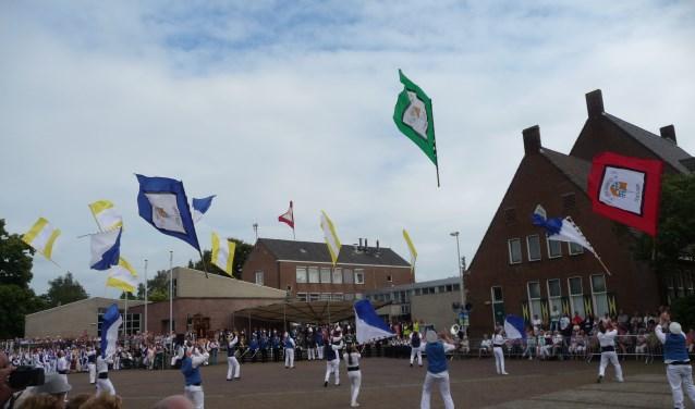 Dit weekend barsten de schuttersfeesten weer los in de gemeente Montferland.