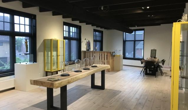 Winkel/atelier van Precious Works Winterswijk.