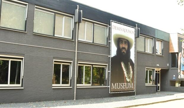 Het Demis Roussos Museum in Nijkerk.