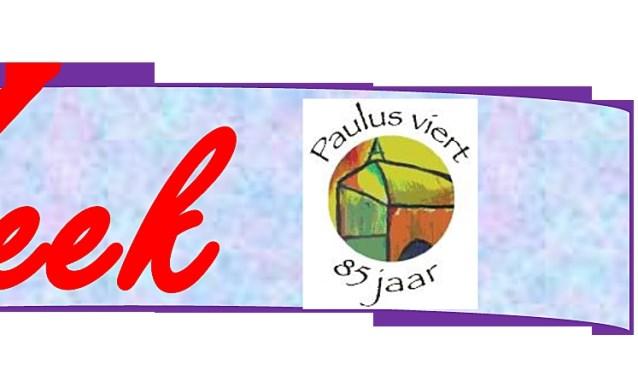 Het beeldmerk van de Utrechtse 'Preek van de Leek'.