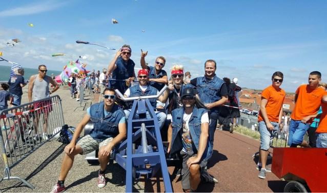 Dit jaar vindt de zeepkistenrace plaats op vrijdag 3 augustus. Tenminste, als de bouwers in staat zijn om een zeepkist te bouwen... FOTO: PR