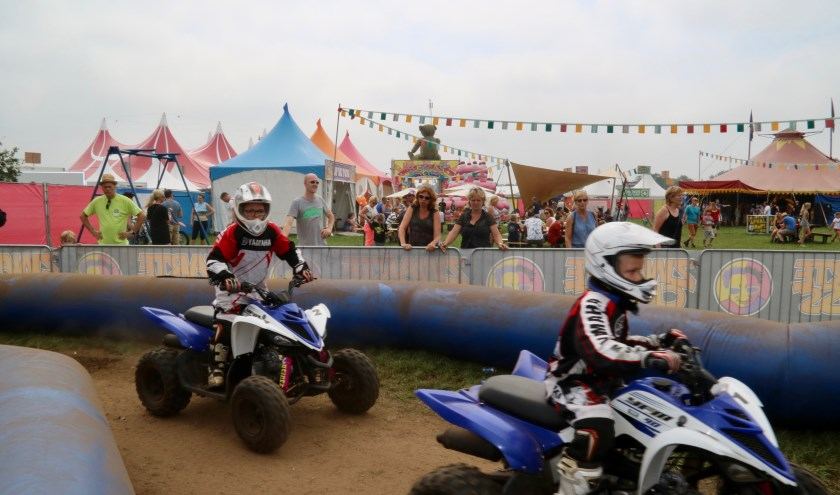 Junior Riding Experience op de Zwarte Cross