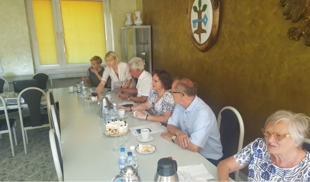 Een delegatie van Stichting Buk Sint-Michielsgestel bezocht Polen.