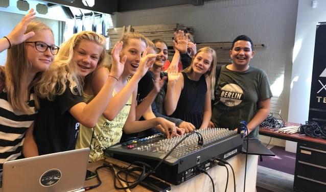 Dikke beats in eigen muziekproducties
