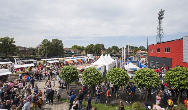 De Adelaarshorst vormt op zondag 15 juli 2018 weer een broedplaats van roodgele activiteiten tijdens de Open Dag. (Foto: Erik Pasman)
