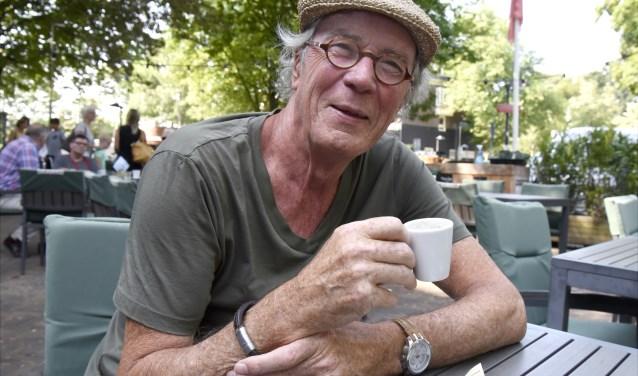 Na 30 jaar draagt Theo Meijerink de organisatie van de Nationale Goudse Singelloop over. 'Het is mooi geweest.' Foto: Marianka Peters