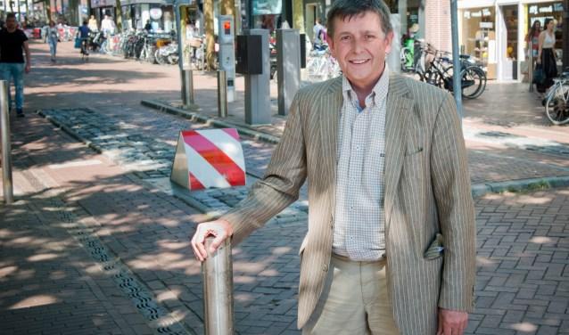 Henny Sackers gaat dit jaar voor het eerst de Vierdaagse meemaken in zijn nieuwe rol als marsleider. (Foto: Maaike van Helmond)