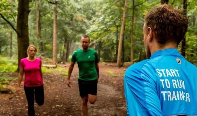 Hardlopen in je eigen tempo bij b.o.d. de Sprinters. In plaats van de gebruikelijke zeven weken, bieden zij twaalf weken trainingen aan. (foto: Yakult Start to run)